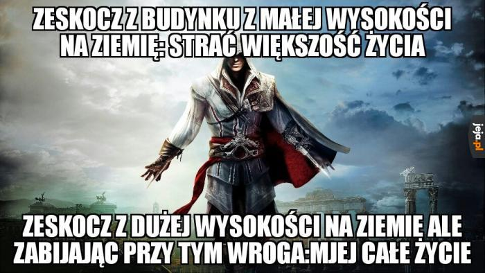 Logika Assassin's Creed
