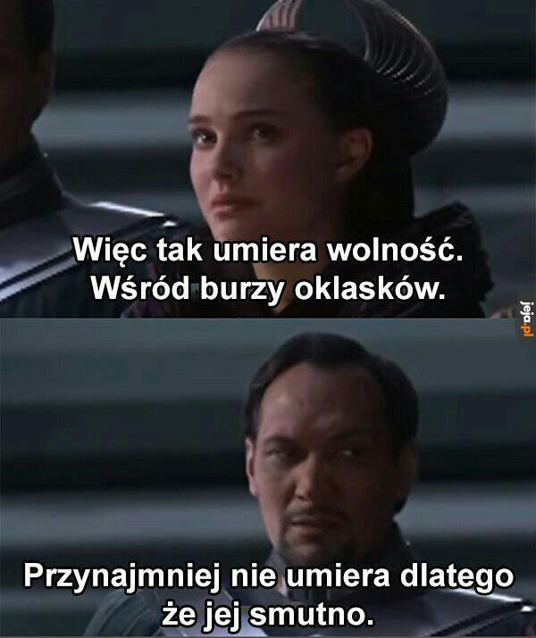 Zabiłeś ją w gniewie, mój młody uczniu
