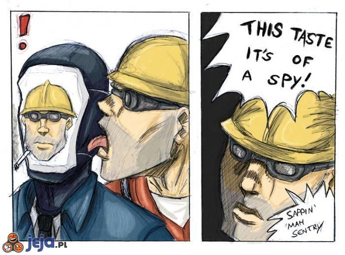 Smak szpiega