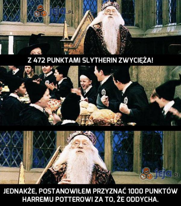 Profesor ma rację, należało mu się!