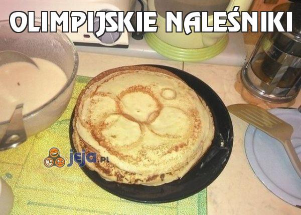 Olimpijskie naleśniki