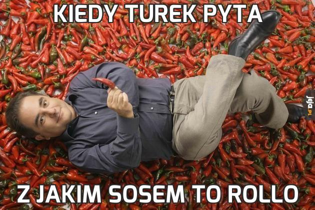 Kiedy Turek pyta