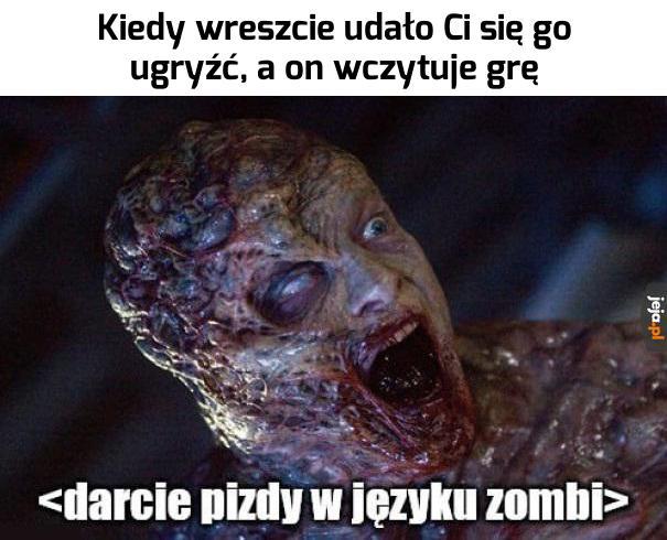 Problemy zombie w grach