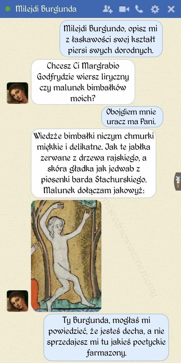 średniowieczny Messenger Kontratakuje Jejapl