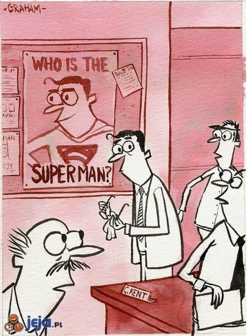 Superman?!