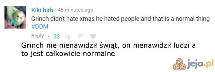 Ja się z nim zgadzam