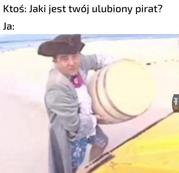 Prawdziwy pirat