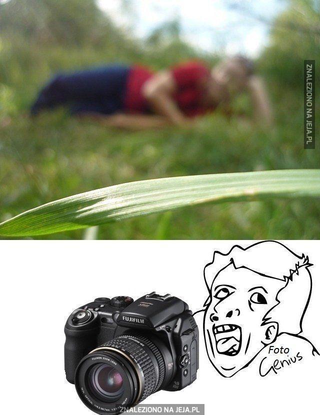 Genialny fotograf!