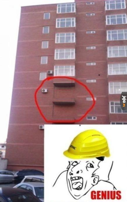 Bez balkonu? Proszę bardzo!