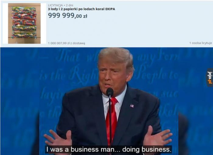 Biznes is biznes