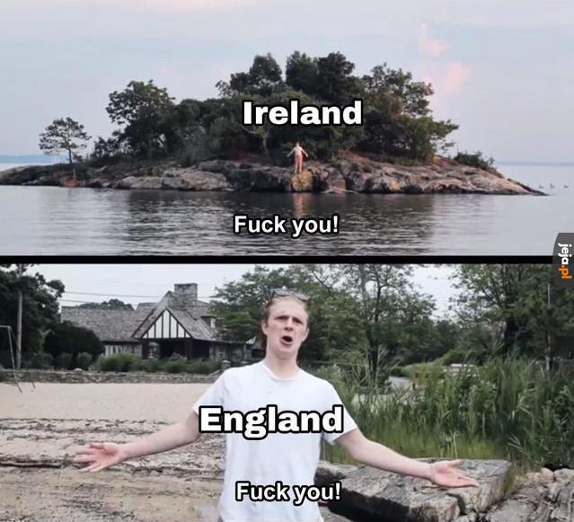 Krótka historia stosunków irlandzko-angielskich