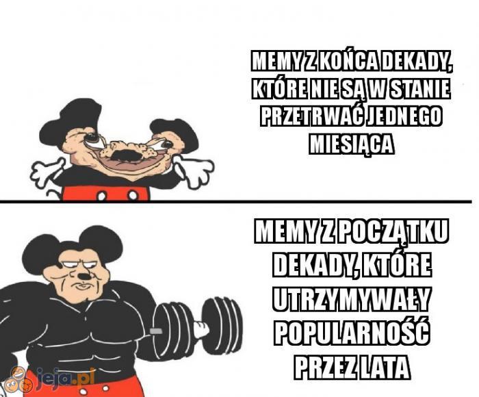 Ach... te współczesne memy