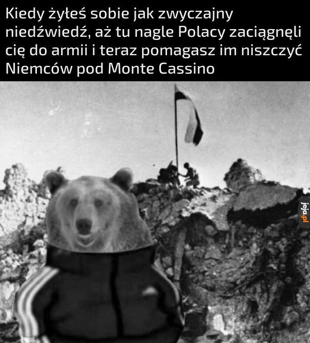 Brawo Wojtek!