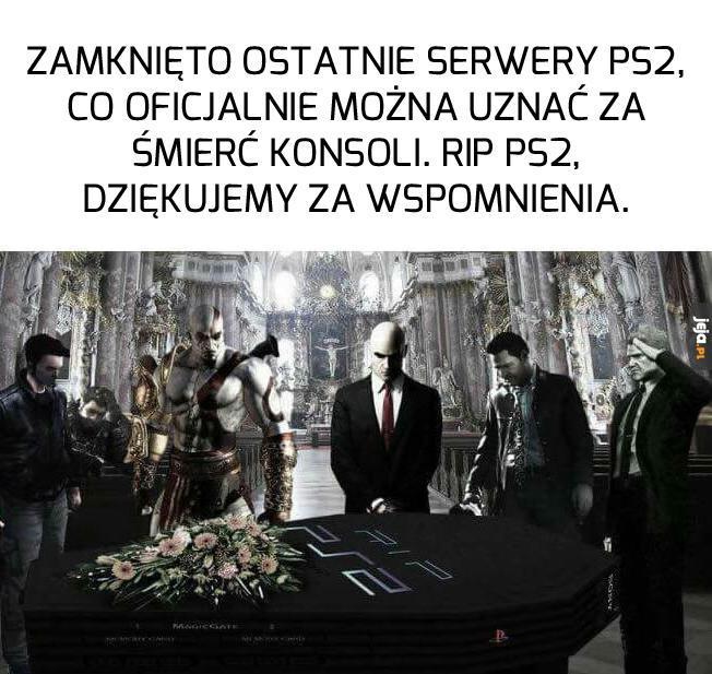 PlayStation 2, pamiętamy!