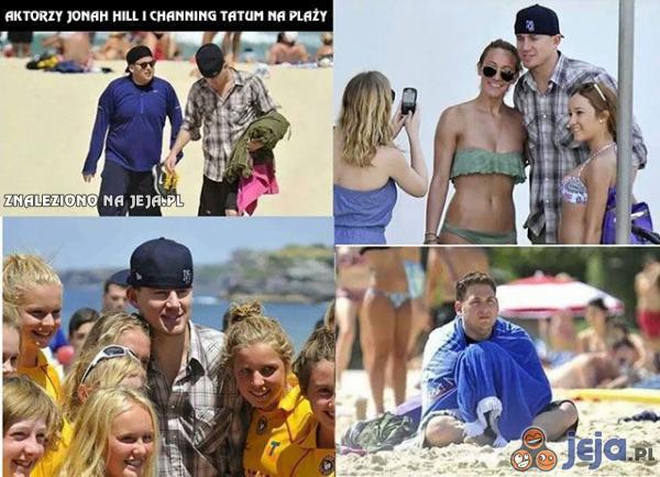 Wspólny wypad na plażę