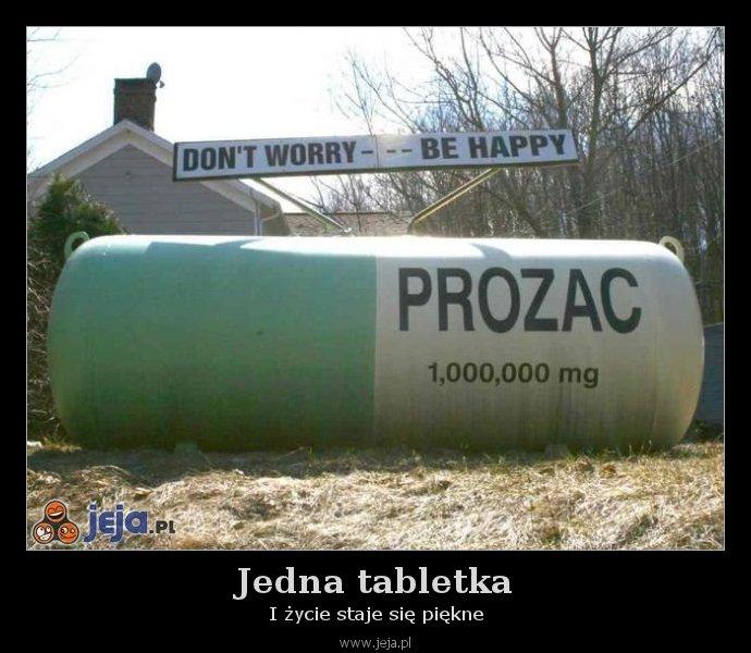 Jedna tabletka