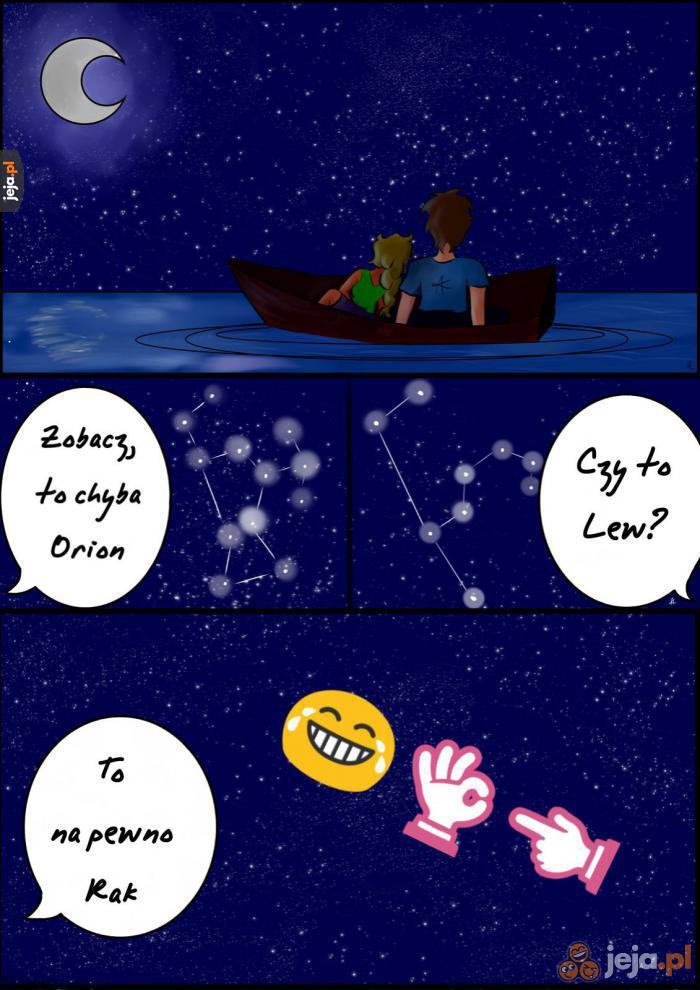 Gwiazdy są takie piękne