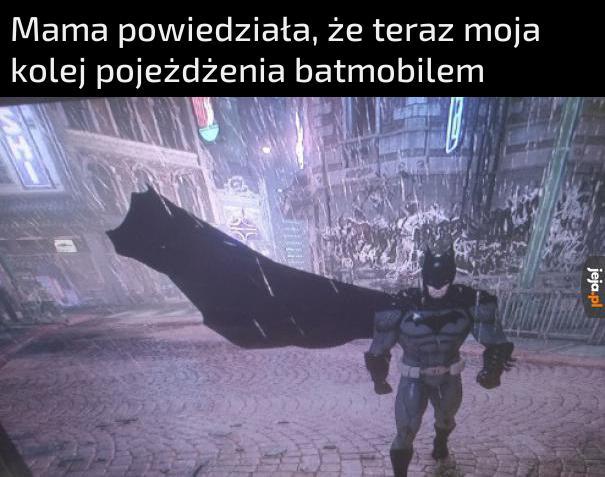 To wiele mówi o Batmanie