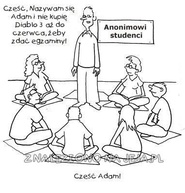 Anonimowi studenci