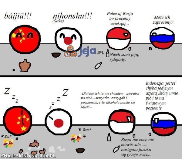 Polska szkoła picia
