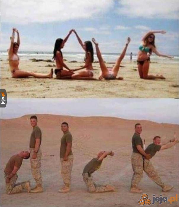 Śmieszki z wojska