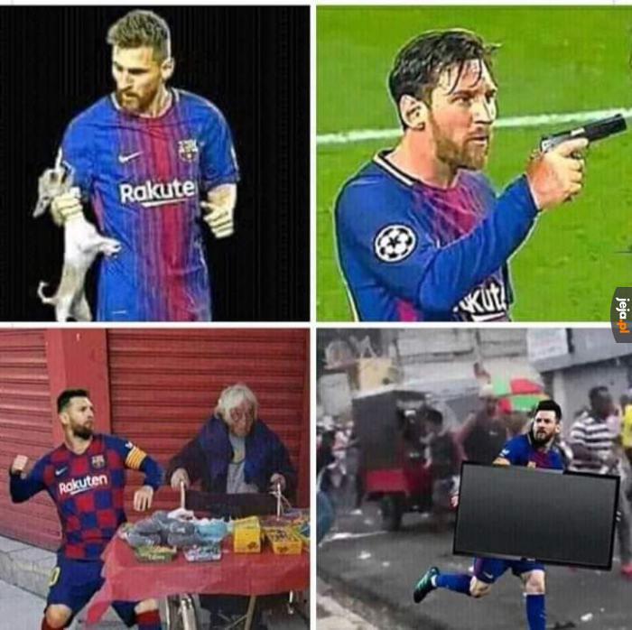 Skandaliczne zachowanie kapitana FC Barcelony w trakcie meczu