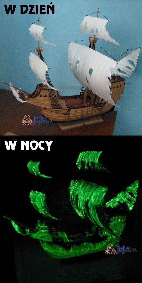 Dwa oblicza statku