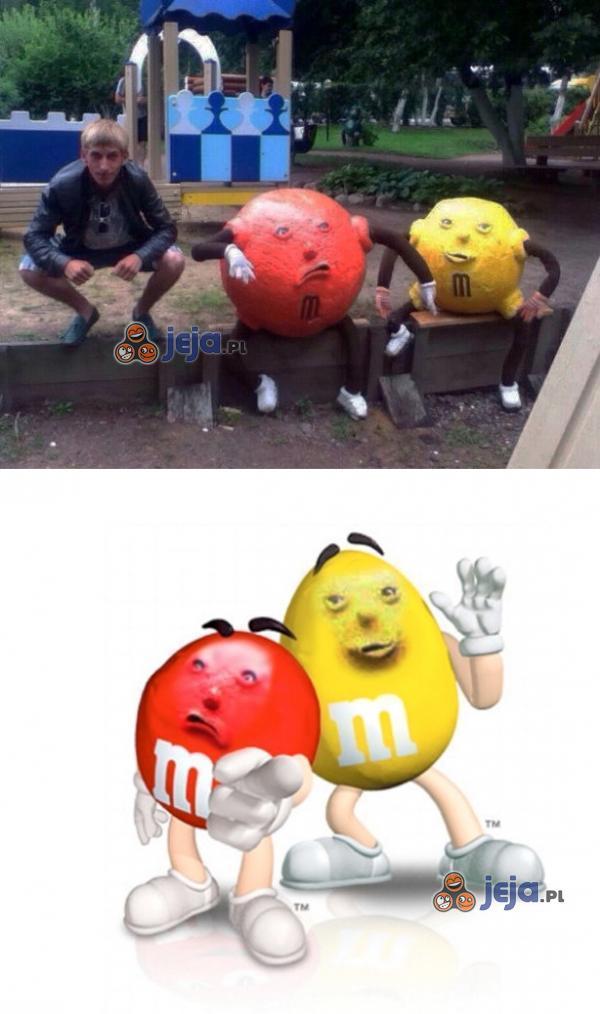 M&M's level Rosja
