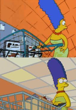 Jak wyglądała animacja Simpsonów kiedyś i dzisiaj