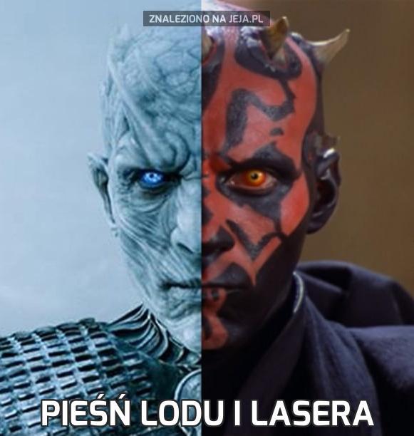 Pieśń Lodu i Lasera
