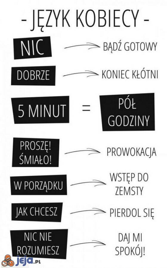Język kobiet
