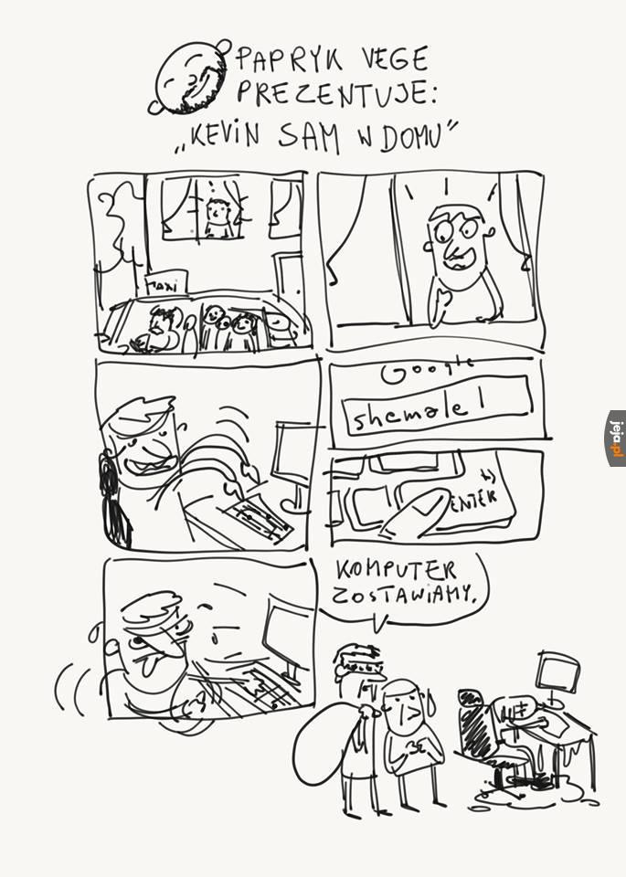 Kevin sam w domu - historia prawdziwa