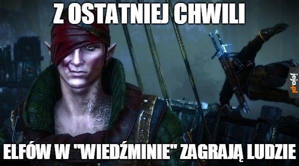 Uwaga, fani Wiedźmina!
