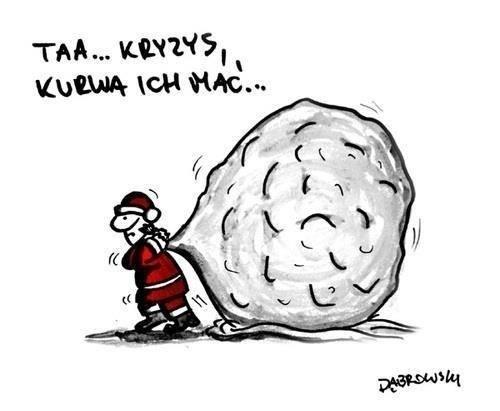Święta w czasie kryzysu
