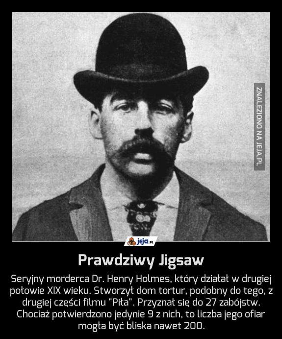 Prawdziwy Jigsaw