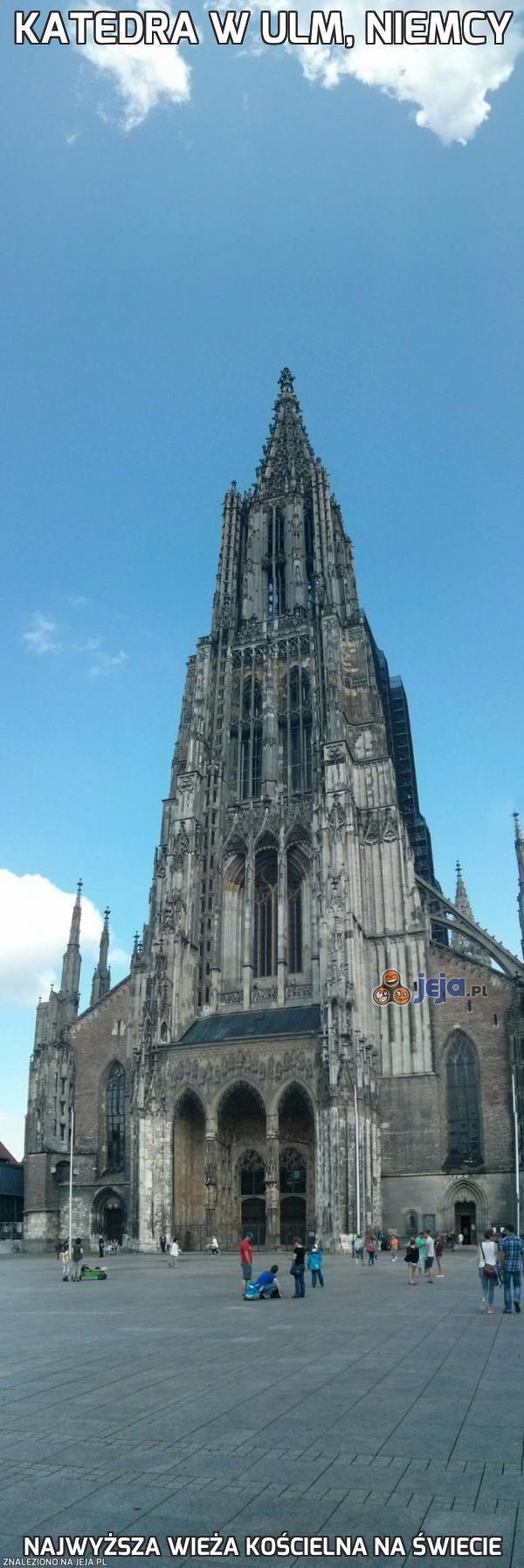 Katedra w Ulm, Niemcy