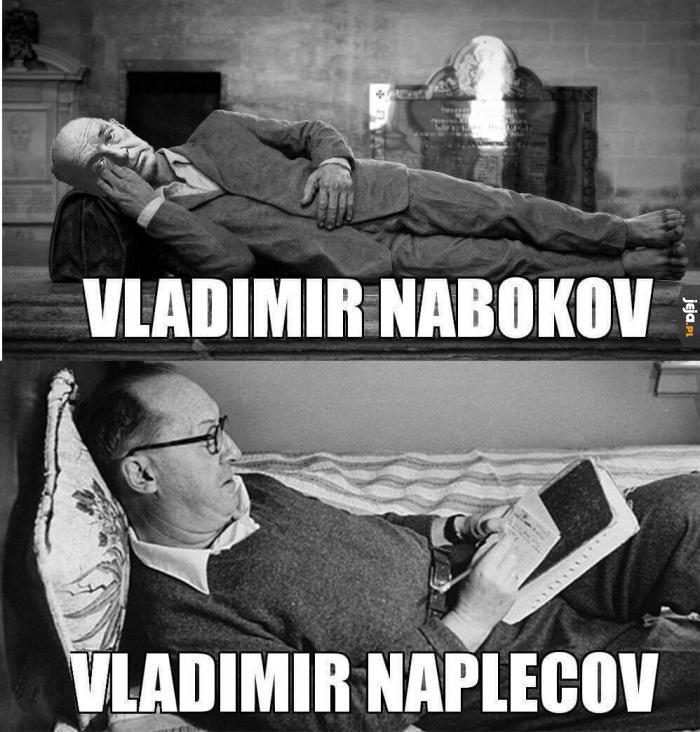 Pozycja Vladimira