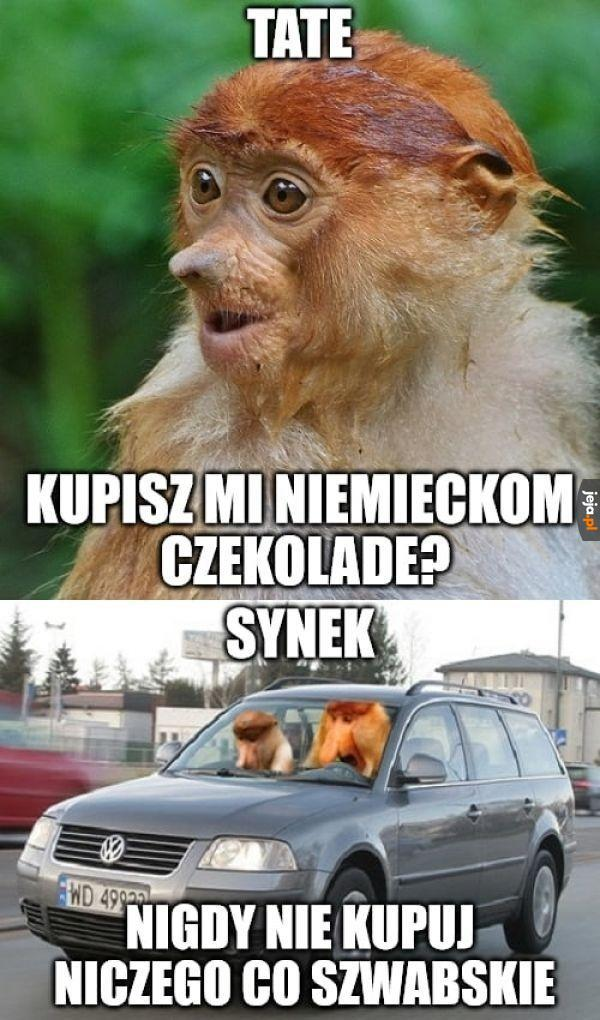 Woldzwagen to polska marka przecież