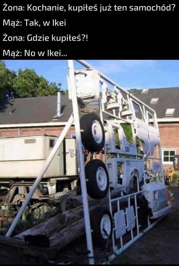 Ikea ma w sobie to coś