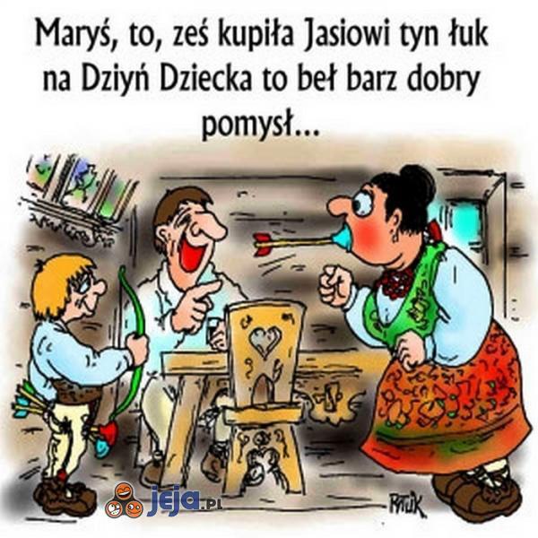 Humor góralski