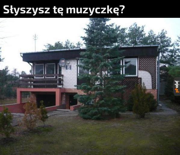 Jakiś czas temu ten dom był wystawiony na sprzedaż