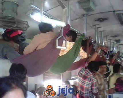 W indyjskiej komunikacji miejskiej
