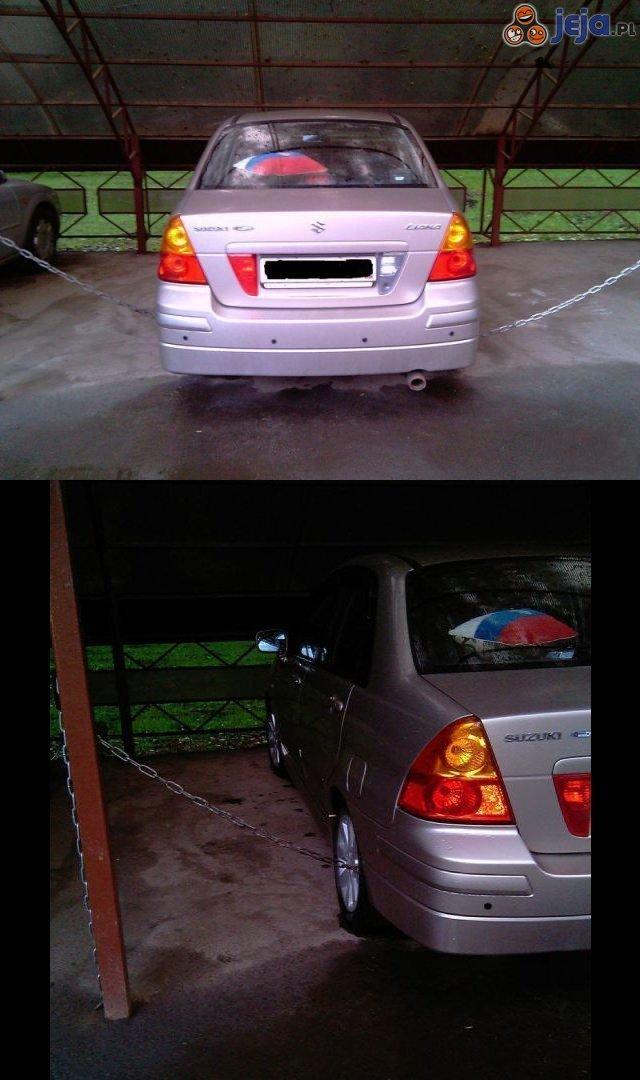 Pozorne zabezpieczanie auta
