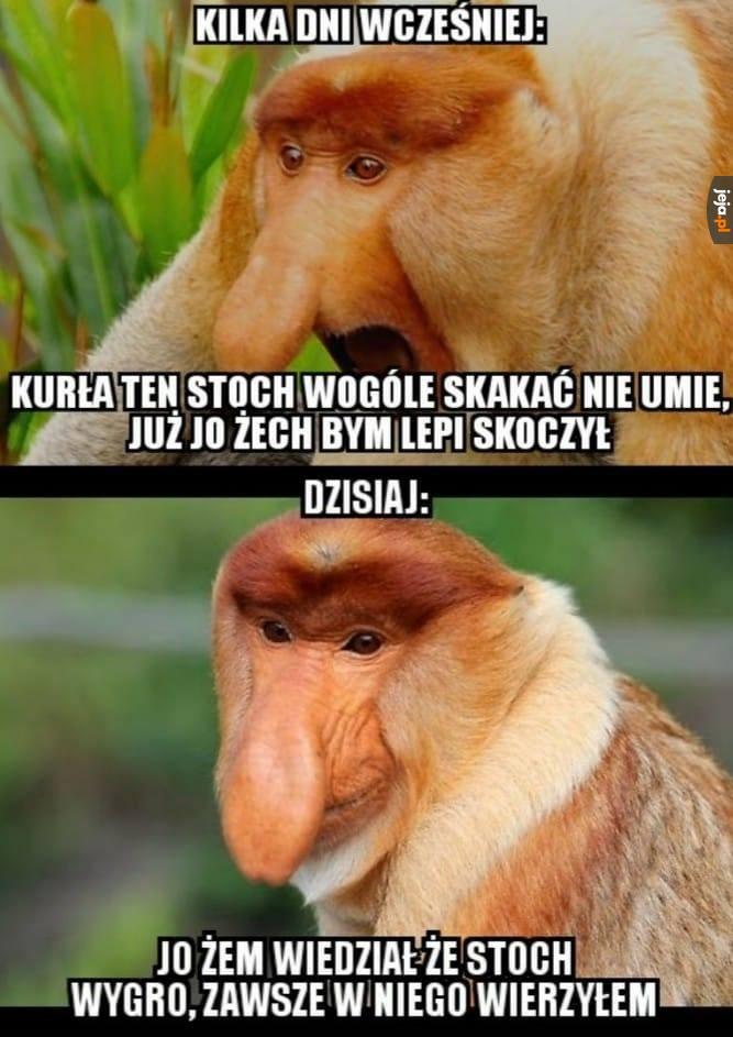 Polscy kibice są bardzo elastyczni
