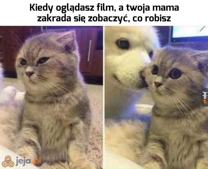 Mamo, nie strasz