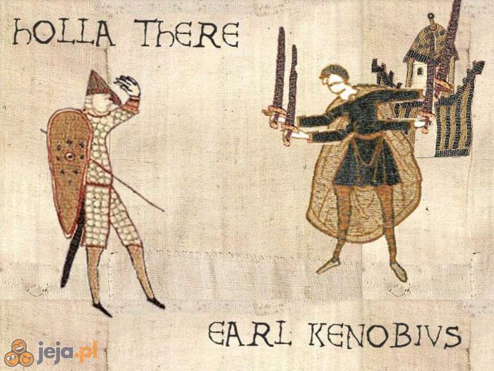 Earl Kenobius