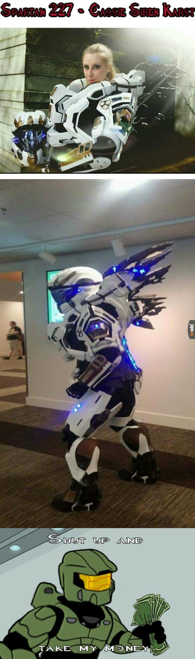 To się nazywa cosplay!