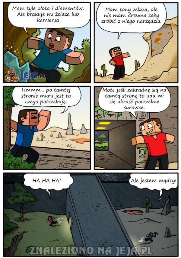 Logika Minecrafta