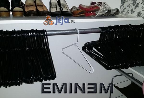 Eminem, to ty?