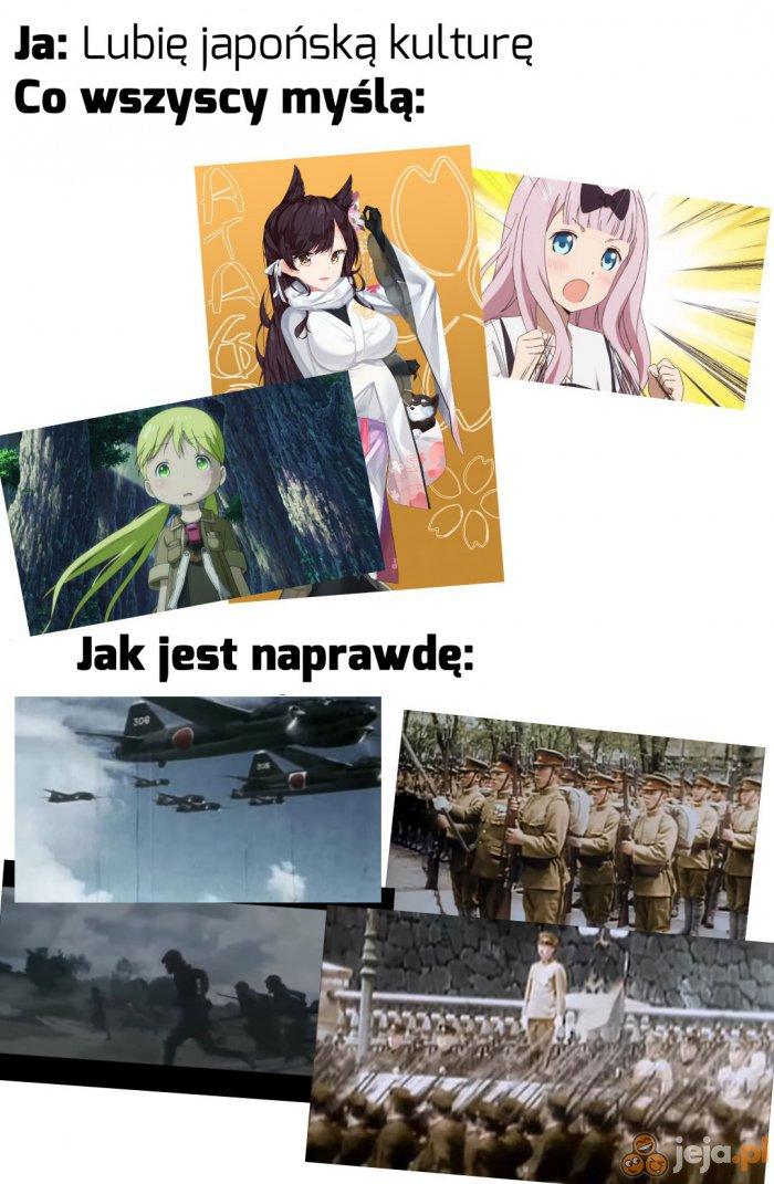 Japonia to nie tylko anime